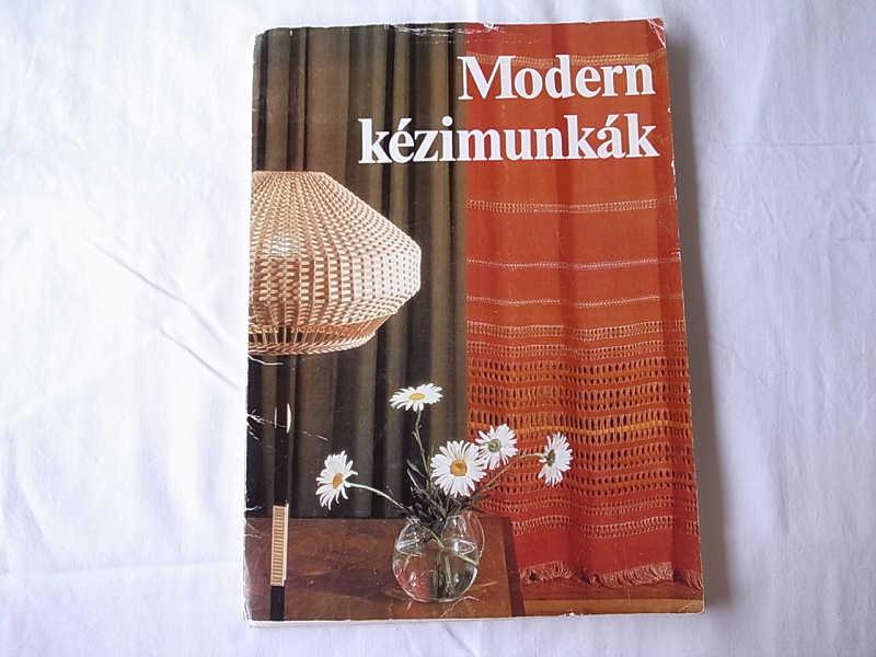 Modern kezimunkak モダンハンガリー手芸作品集 gh-138
