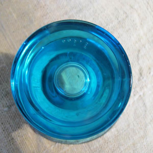 イッタラ カルティオ IITTALA GLASS KARTIO キャンドルホルダー アクアブルーgk-349