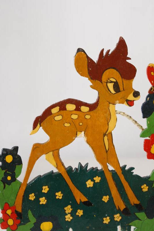 バンビのトールペイント 1950-60年代頃 gt-631