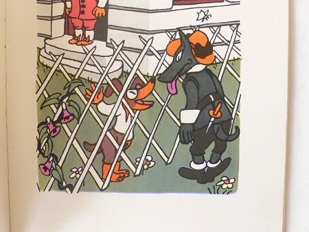 ハンガリーの絵本「A TUCSOK ES A HANGYA」1977年 gh-002