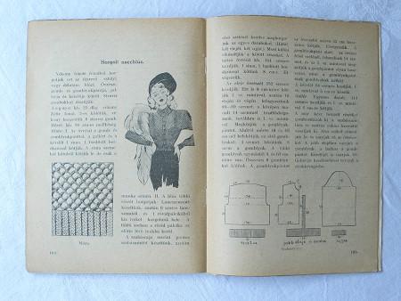 Mit Kossek 編み物の本・ハンガリー gs-193